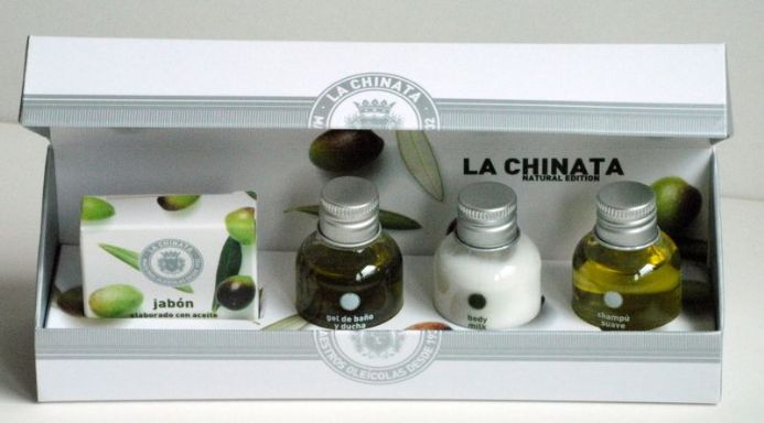 La Chinata Welcome Pack
